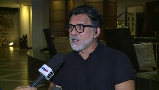 Coordenador do São Paulo, Ricardo Rocha fala sobre a chegada do técnico Diego Aguirre