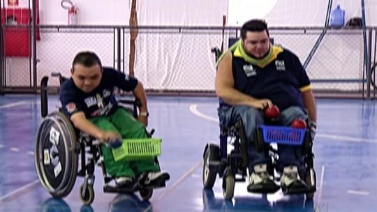 Após escolher parar tratamento pelo paradesporto, Dirceu busca o tri no Rio