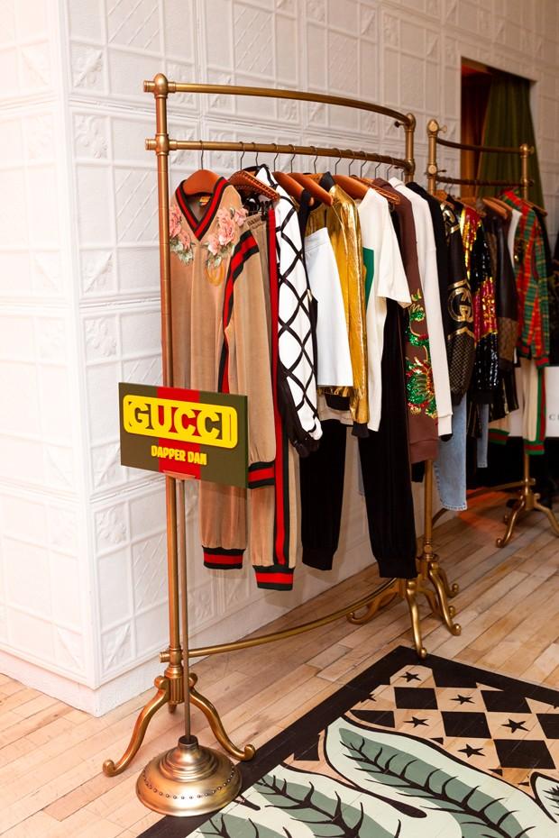 Inauguração Gucci Woolster (Foto: Hagop Kalaidjian/BFA.com)