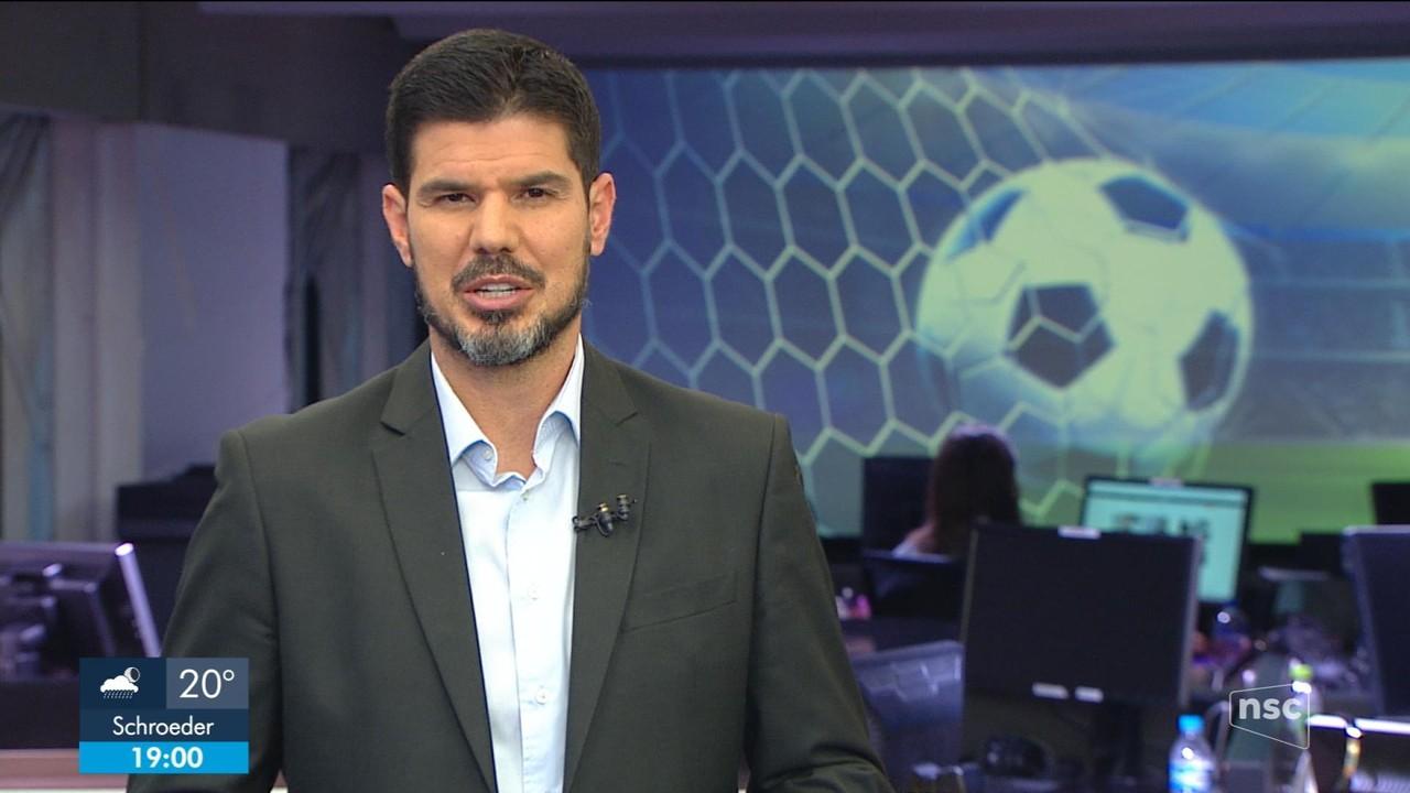 Veja as notícias do futebol catarinense