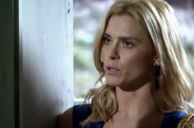 Carolina Dieckmann é Teodora em 'Fina estampa' (Foto: Reprodução)