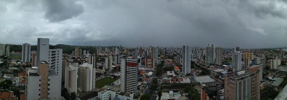 Natal está entre as cidades listadas pelo Inmet — Foto: Pedro Vitorino
