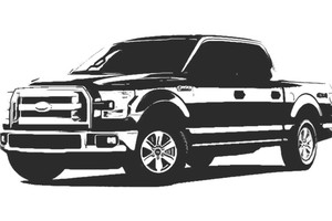 Pick up Ford F-350