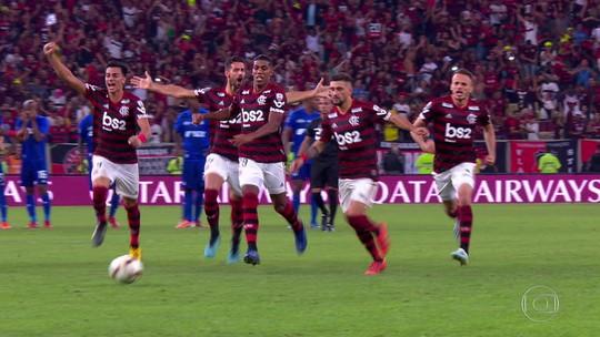 Assista aos pênaltis de Flamengo x Emelec no Maracanã
