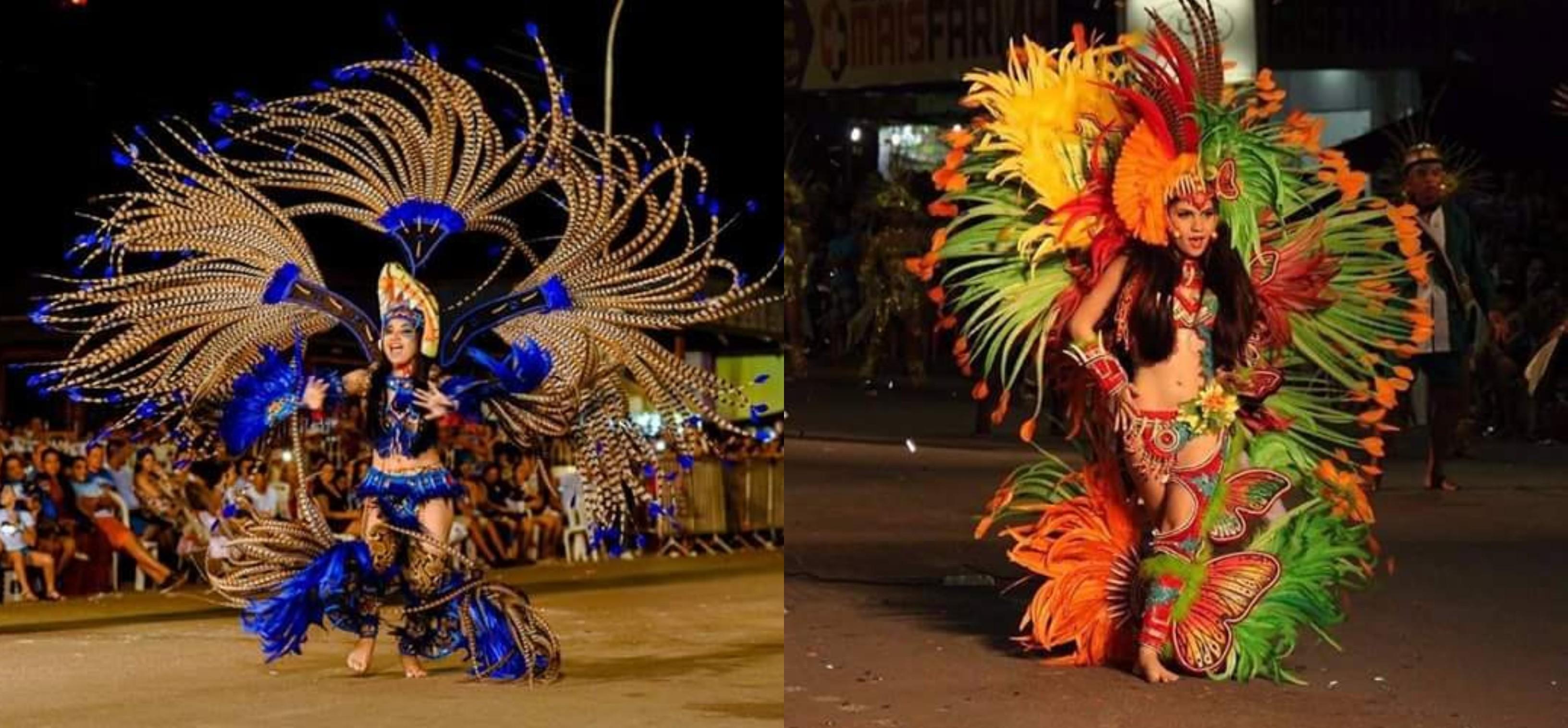 Cobra Mariana e  Gavião Caracará disputam de título de melhor grupo folclórico de Caracaraí