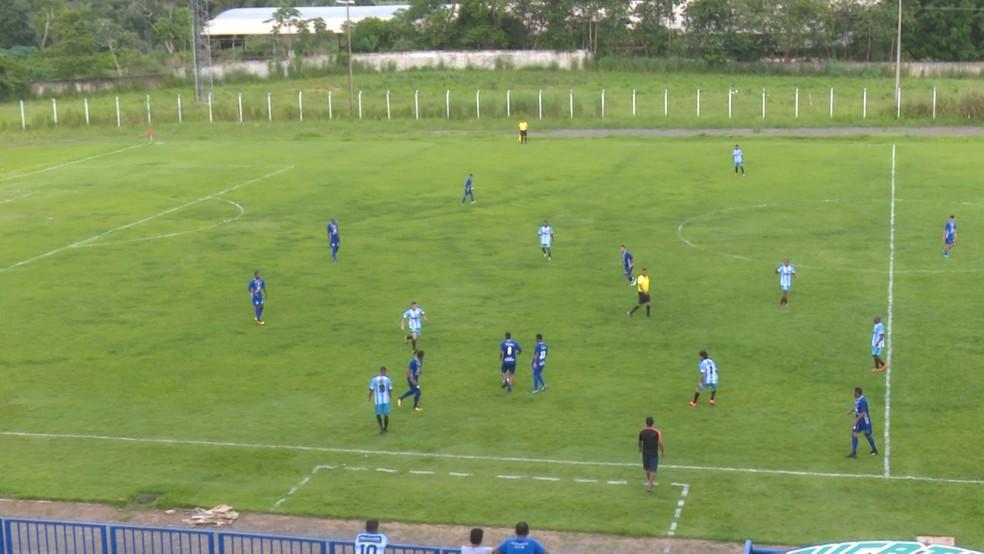 Partida aconteceu no Estádio José Abreu Bianco, Biancão, no sábado, 27 (Foto: Aleandro Yuko/Reprodução)