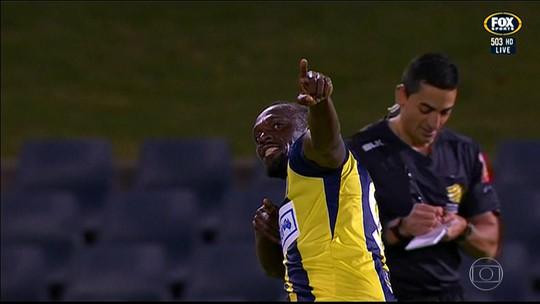 Campeão nacional de Malta oferece dois anos de contrato profissional a Usain Bolt