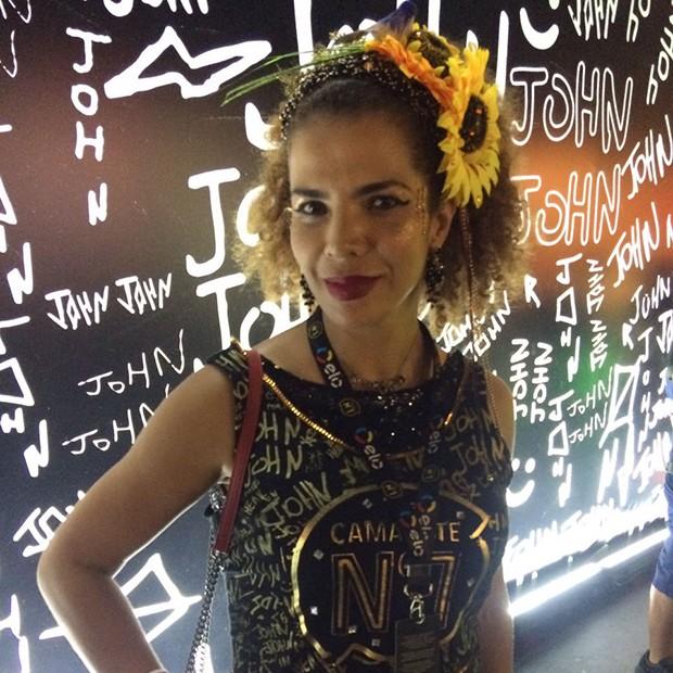Vanessa da Mata (Foto: QUEM)