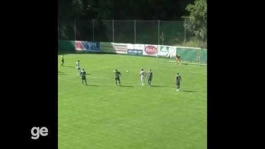 Assista aos gols de Bragantino 3 x 1 Legia Varsóvia