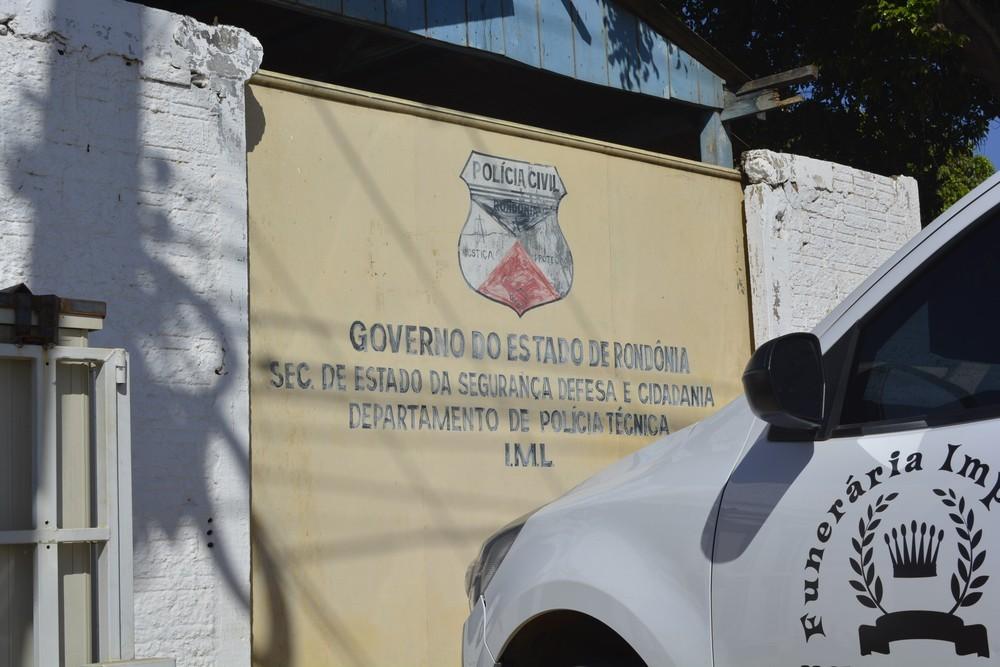 Filha encontra pai morto em derrubada na zona rural de Monte Negro, RO