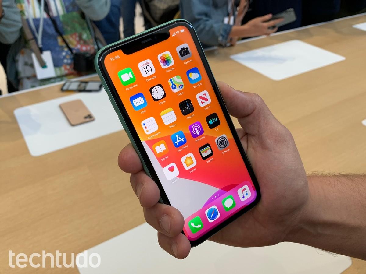 iPhone 11 chega às lojas do Brasil; preço começa em R$ 4.999