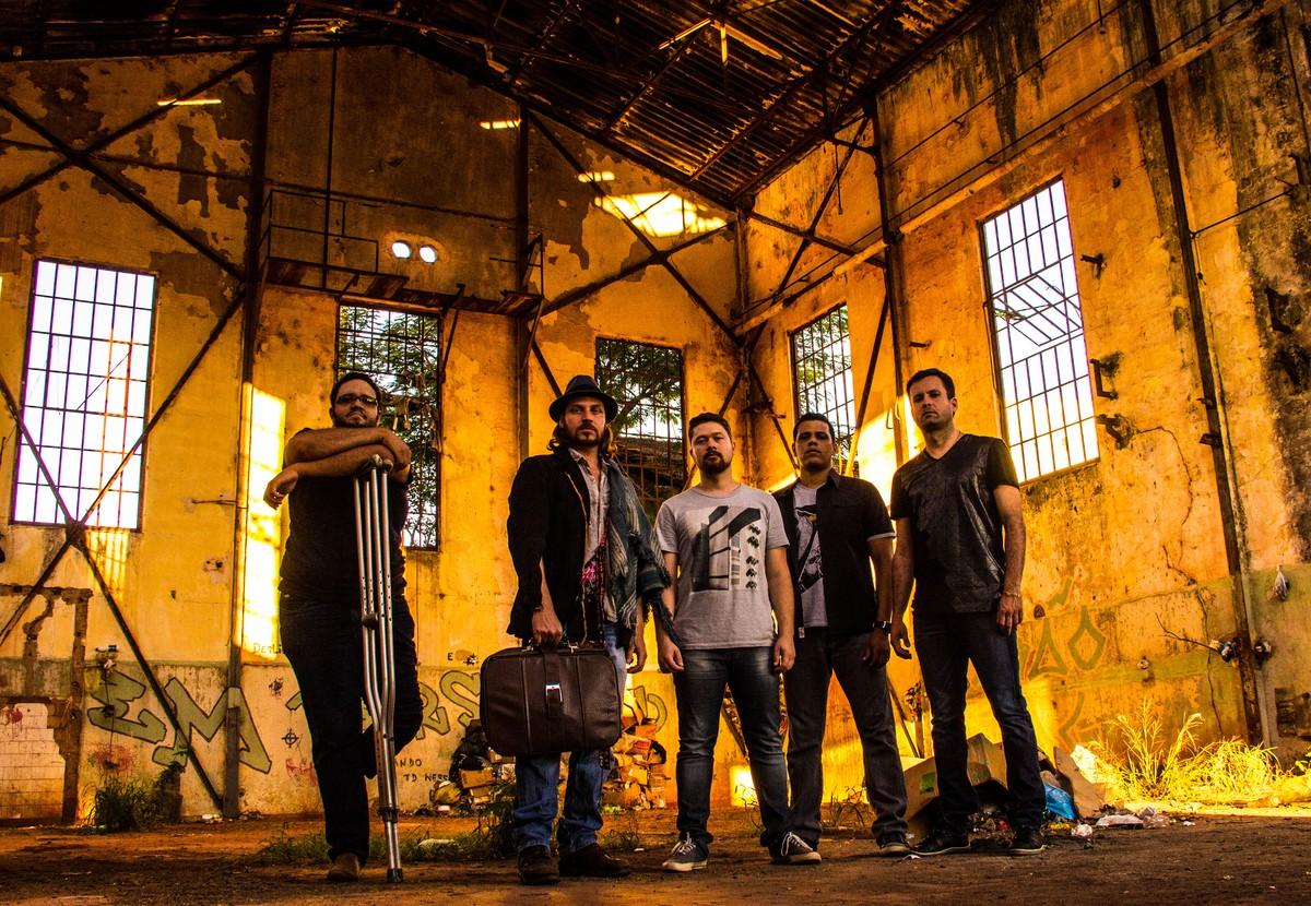 Com canções autorais, grupo realiza show de rock em Presidente Prudente neste sábado