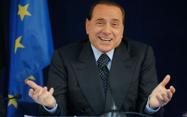 Silvio Berlusconi, ex-primeiro ministro da Itália (Foto: The International Chronicles)