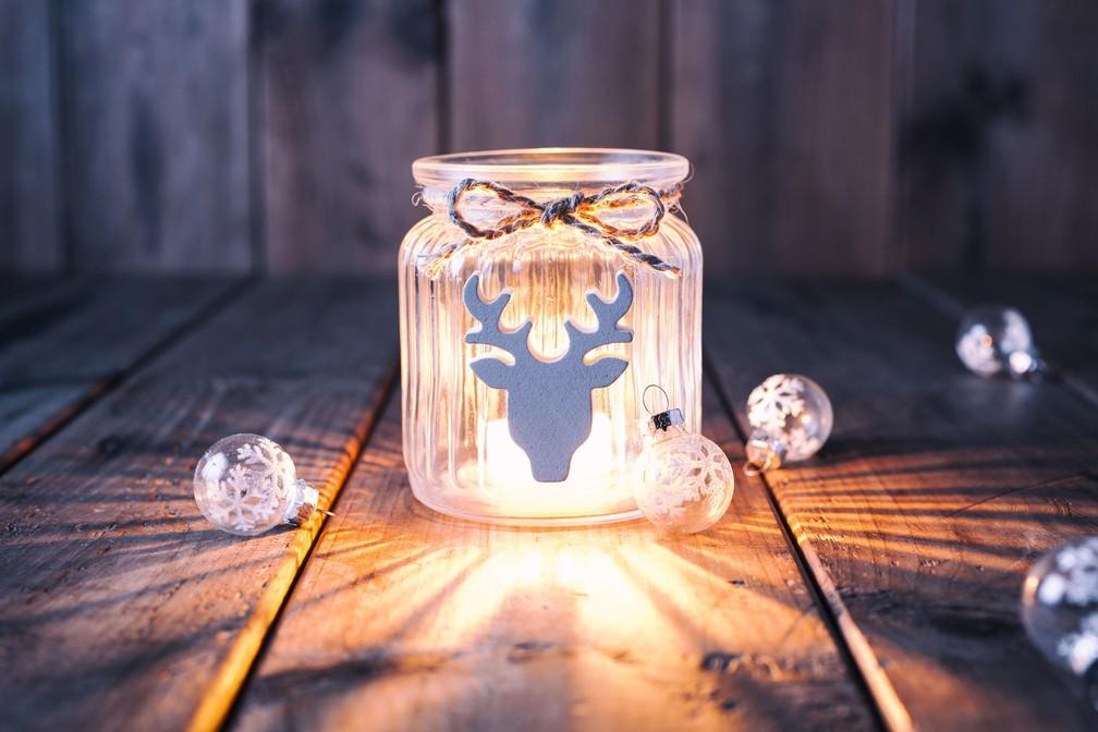 O Boticário - Cachepôs adornados para velas  (Foto: Divulgação / iStock)
