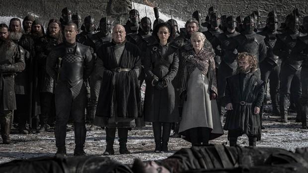 Cena do quinto episódio de Game of Thrones (Foto: Dilvulgação/HBO/Helen Sloan)