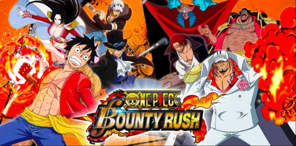 One Piece: Bounty Rush coloca os personagens do anime em confrontos no estilo MOBA — Foto: Divulgação/Bandai Namco