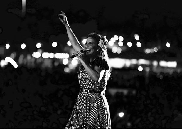 Ivete Sangalo será a atração principal do Masp Festa (Foto: Reprodução/Instagram)