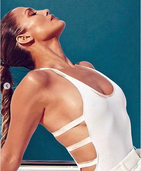 A cantora Jennifer Lopez (Foto: Instagram)