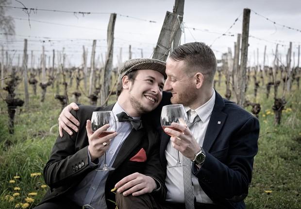 Cresceu o número de casamentos homoafetivos no Brasil, segundo pesquisa do IBGE (Foto: Pexels)