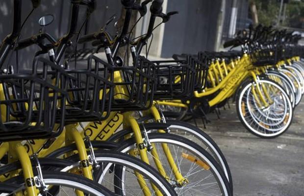 Bicicletas elétricas da Yellow podem ser encontradas a partir desta segunda, 11  (Foto: Divulgação)