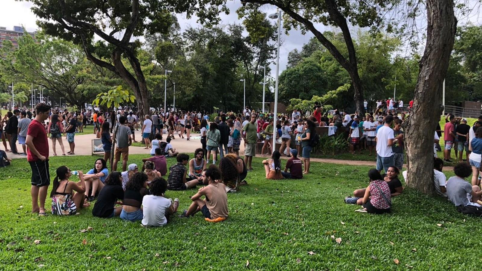 Marcha da Maconha foi às ruas de João Pessoa pela legalização da erva