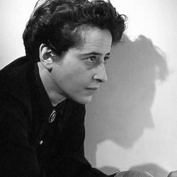 Hannah Arendt em Nova York, 1944 (Foto: Divulgação)