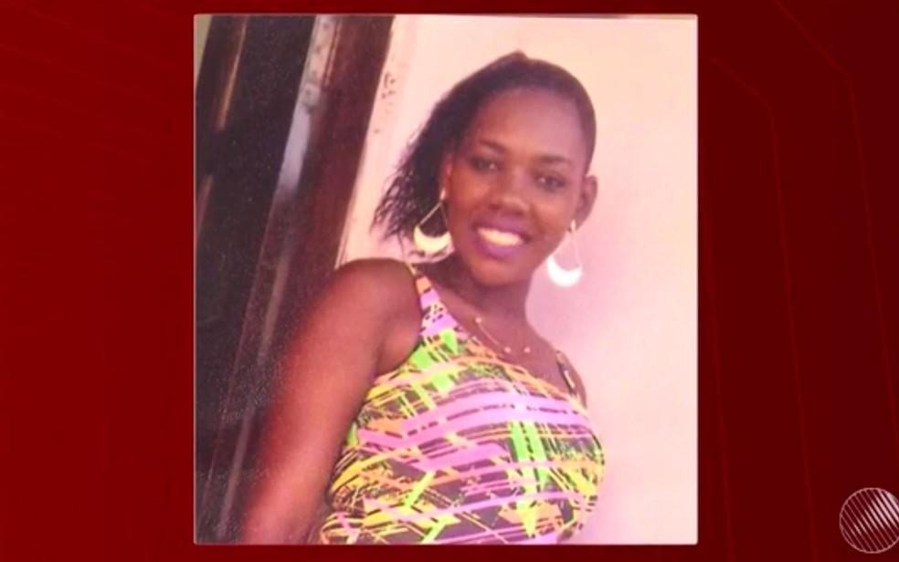 Suspeita de 24 anos ainda não foi ouvida pela polícia  (Foto: Reprodução/TV Subaé)