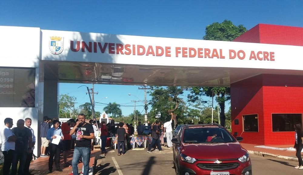 Ufac vai receber mais de R$ 6 milhões de verba liberada pelo MEC: 'pagar as contas', diz reitora  - Notícias - Plantão Diário