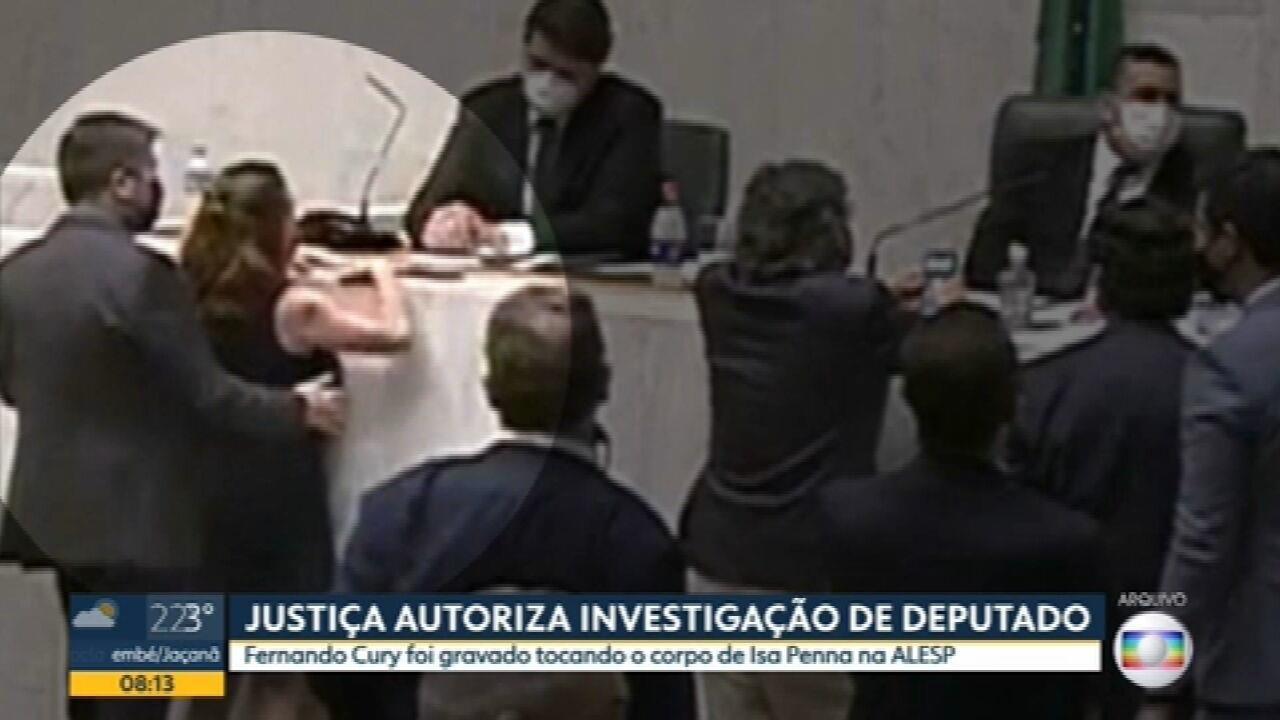 Justiça autoriza investigação de deputado Fernando Cury
