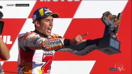Vitória de Alonso, penta de Márquez e títulos de Schumacher e Fittipaldi marcaram 2018