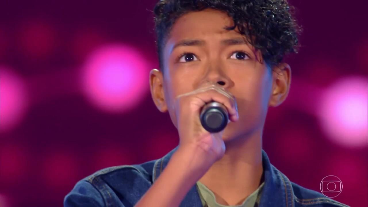 Kaue Penna Vence A Quinta Temporada Do The Voice Kids Ainda Nao Caiu A Ficha 2020 Gshow