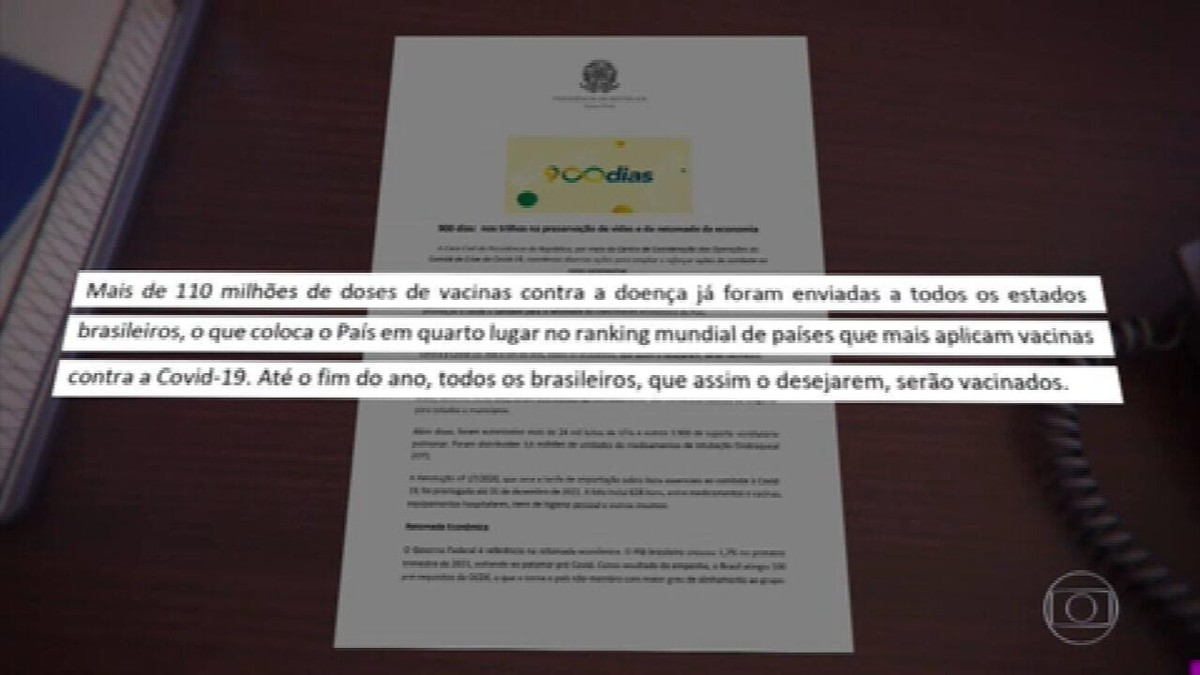 Bolsonaro não se manifesta sobre a trágica marca de 500 mil mortes pela Covid