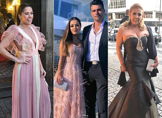 Adriane Galisteu, Li Martins,JP Mantovani e Rita Cadillac  (Foto: Reprodução/ Instagram)