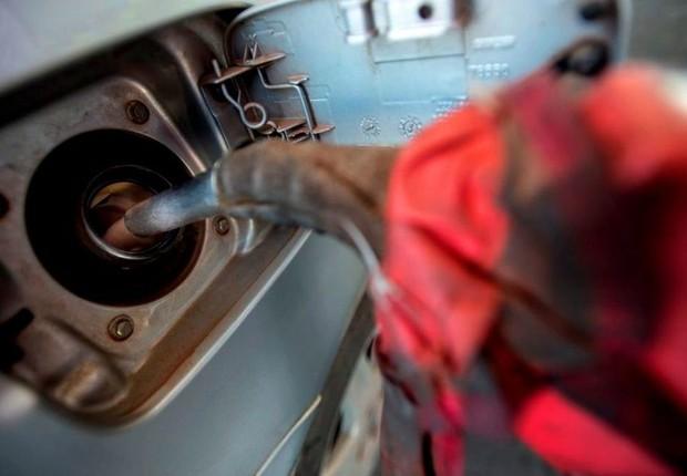 Combustíveis ; aumento da gasolina ;  (Foto: Marcelo Camargo/Agência Brasil)