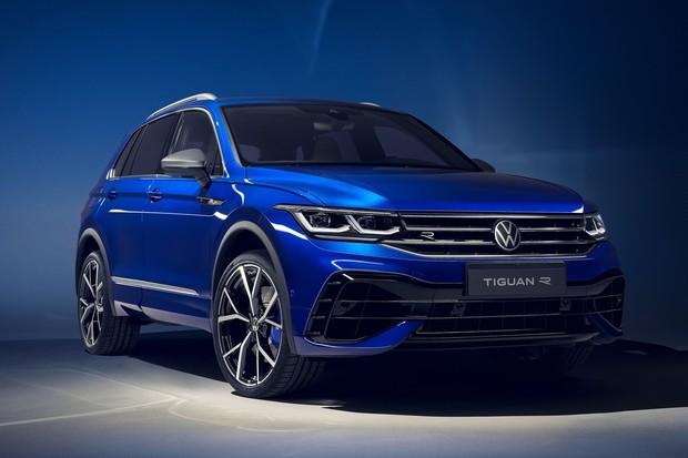 Volkswagen Tiguan 2021 R (Foto: Divulgação)