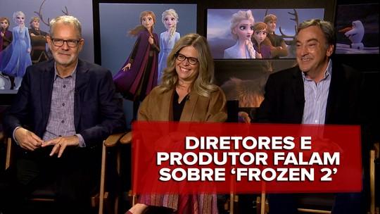 Trilha sonora de 'Frozen 2' chega ao topo da parada de álbuns da Billboard