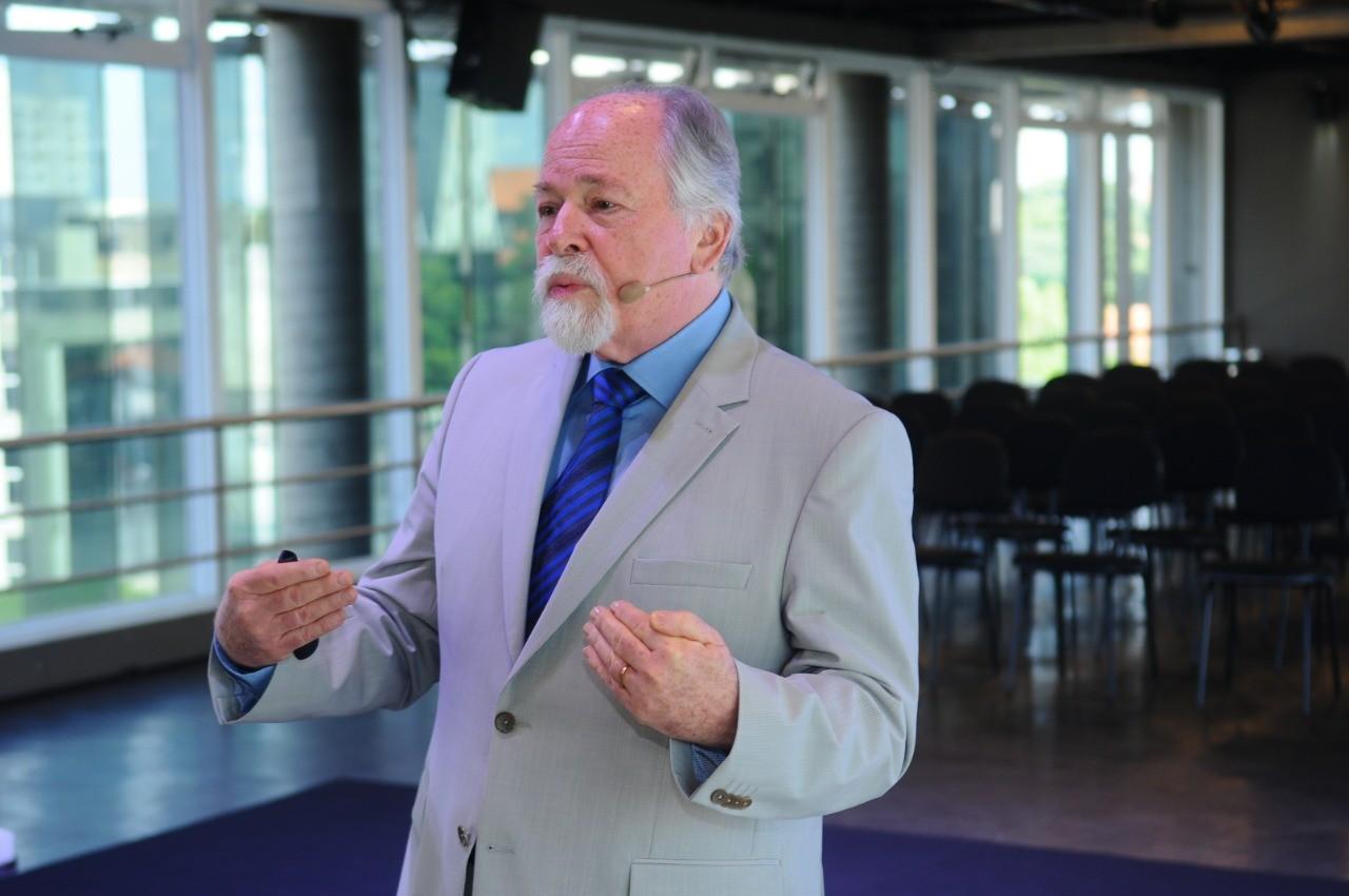 Jaques Marcovitch, professor emérito da FEA da Universidade de São Paulo (Foto: Rafael Jota)