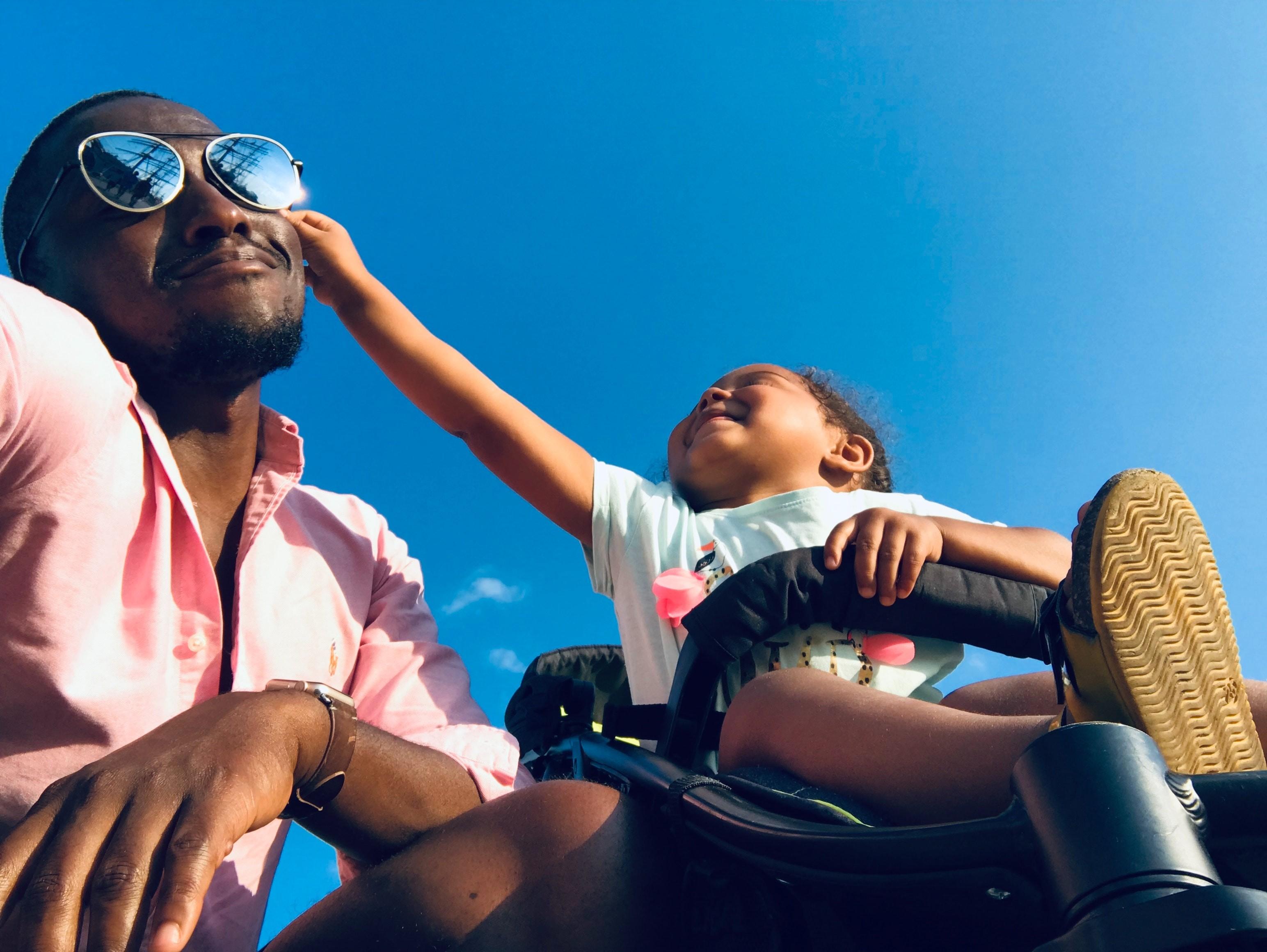 Aproveite o ritmo mais sossegado com o seu filho (Foto: via Pexels)