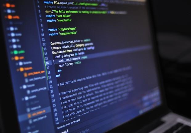 internet, criptografia, algoritmos, computador (Foto: Pexels)