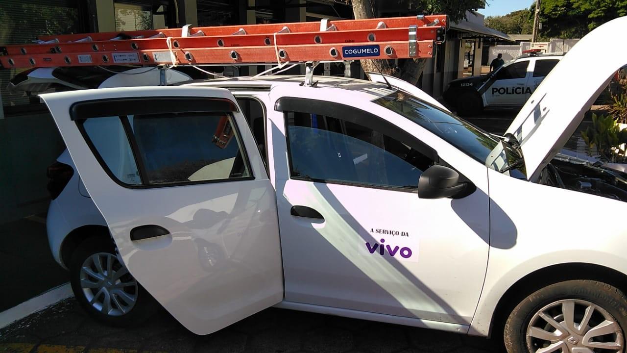 Motorista é preso com 100 quilos de maconha ao tentar se passar por funcionário de empresa de telefonia, diz PRF