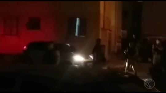 Em Barbacena, confusão em condomínio tem tiros