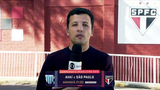 São Paulo estuda parcelamento para contratar centroavante argentino Juan Dinenno