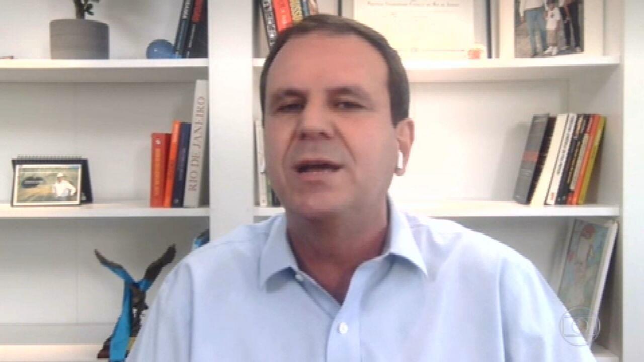 VÍDEOS: veja respostas dos candidatos à Prefeitura do Rio sobre temas da cidade
