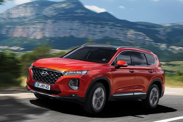 Hyundai Santa Fe 2019 (Foto:  divulgação)