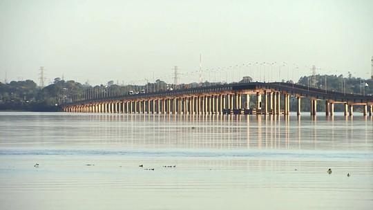 'Meu Paraná' vai conhecer a ponte Ayrton Senna