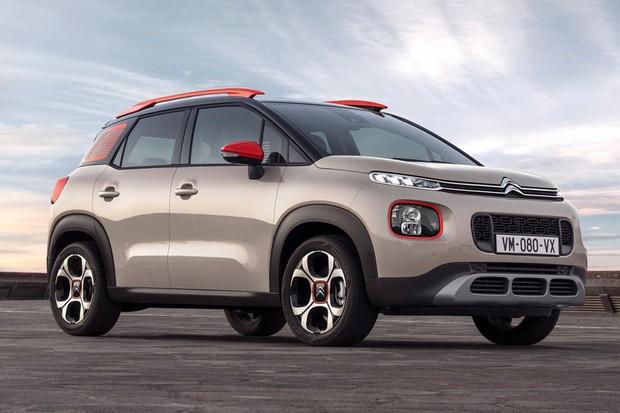 Citroën revela novo SUV compacto C3 Aircross (Foto: Divulgação)