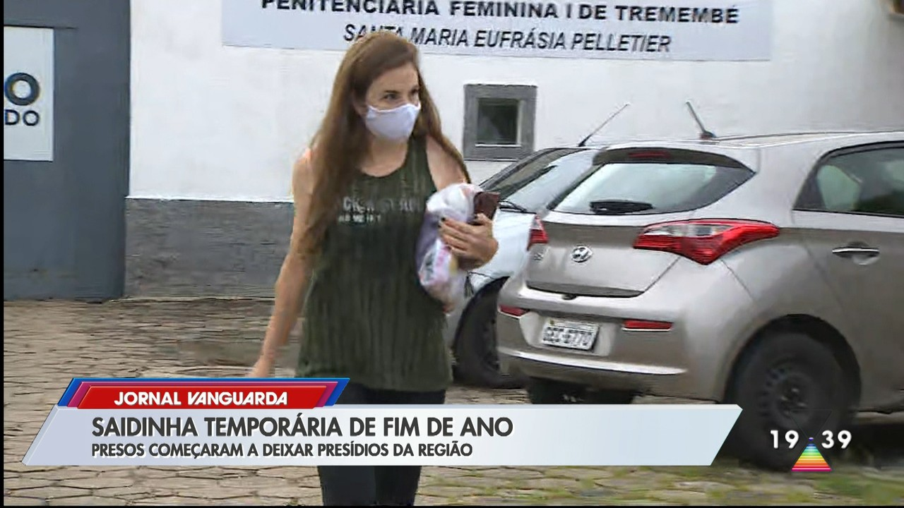 Mais de 3 mil presos deixam presídios da região para 'saidinha' de fim de ano
