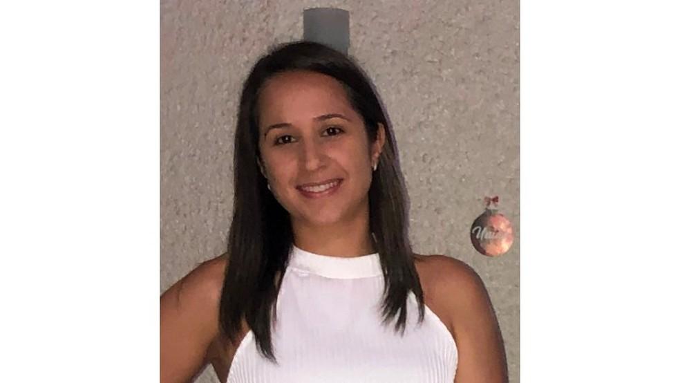 Isabelle Barbosa Pontes, enfermeira do transplante cardíaco pediátrico e egressa da graduação em Enfermagem da Universidade de Fortaleza.— Foto: acervo pessoal