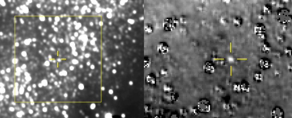 Imagens captadas dias antes do voo histórico por Ultima Thule (Foto: NASA/JPL/Southwest Research Institute)