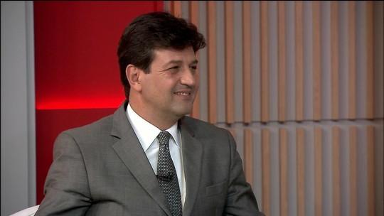 Futuro ministro da Saúde comenta sobre os desafios da pasta